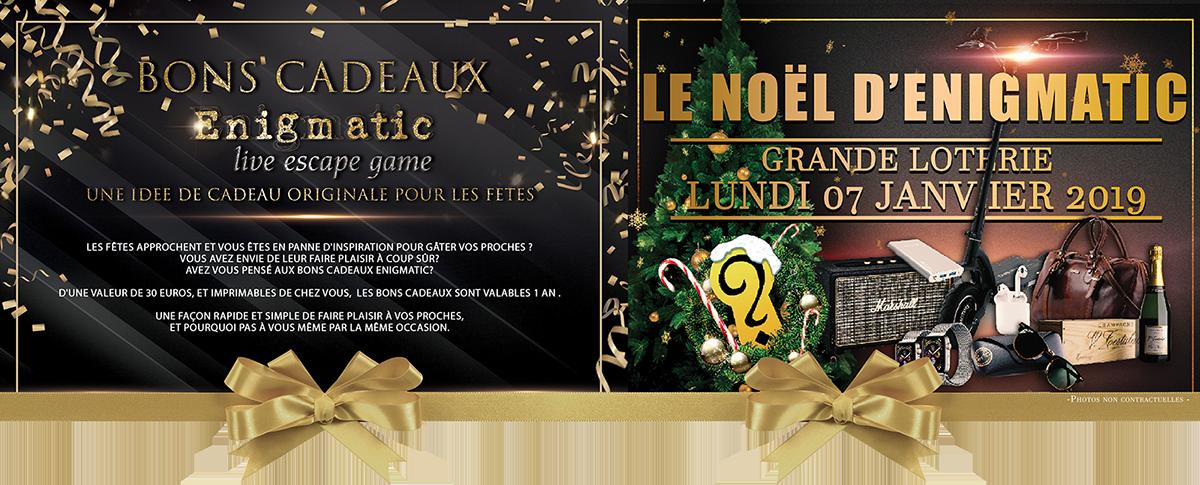 Jeu concours Enigmatic | Enigmatic Toulouse - Live Escape Game à Toulouse