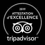 Attestation d'excellence - TripAdvisor | Enigmatic Toulouse